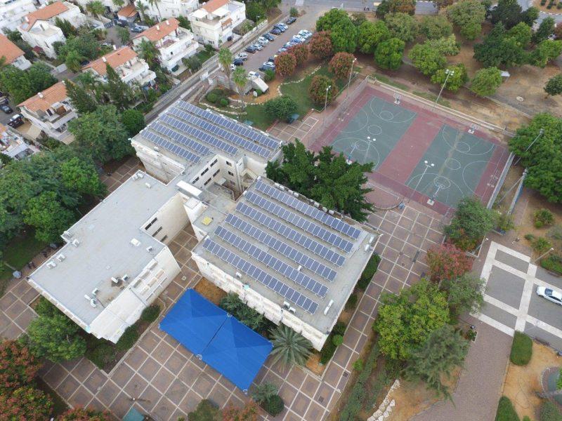 מתקנים סולאריים צילום החברה הכלכלית