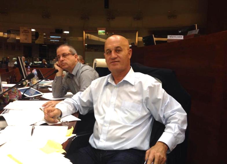 אסף דעבול חבר מועצת העיר ראשון לציון