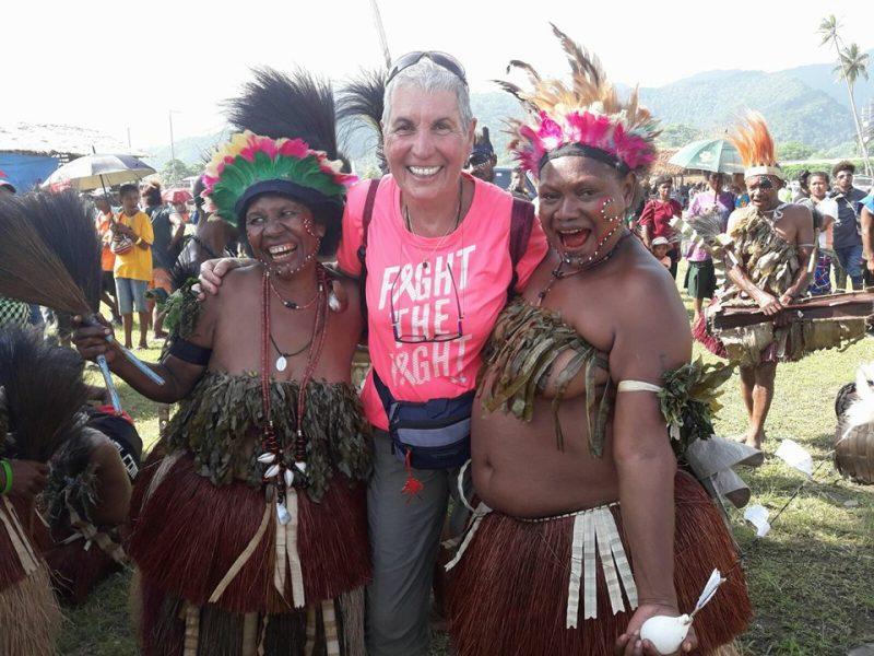 מסע עולמי עם קוקה: חולת הסרטן שמטיילת בעולם