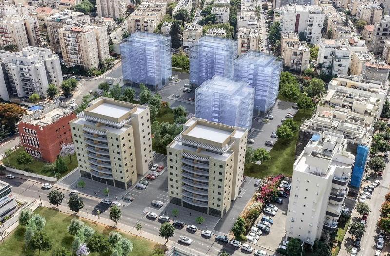 יבנו 60 יחידות דיור להשכרה לטווח ארוך. פרויקט דירה להשכיר קדמת ראשון
