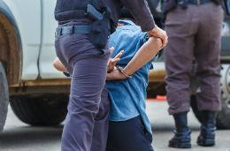 עצור חשוד משטרה