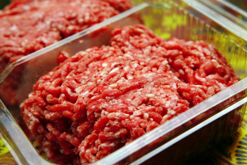 בשר בקר טחון