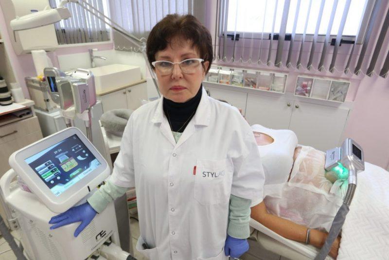 """צפו בטיפול המהפכני של ד""""ר בלה בנוב: המסת שומן בקור"""
