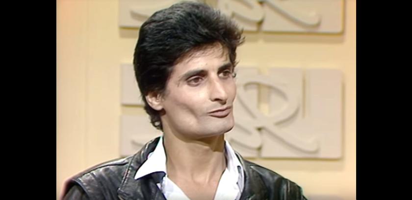 זוהר ארגוב בראיון לערב חדש שנת 1986