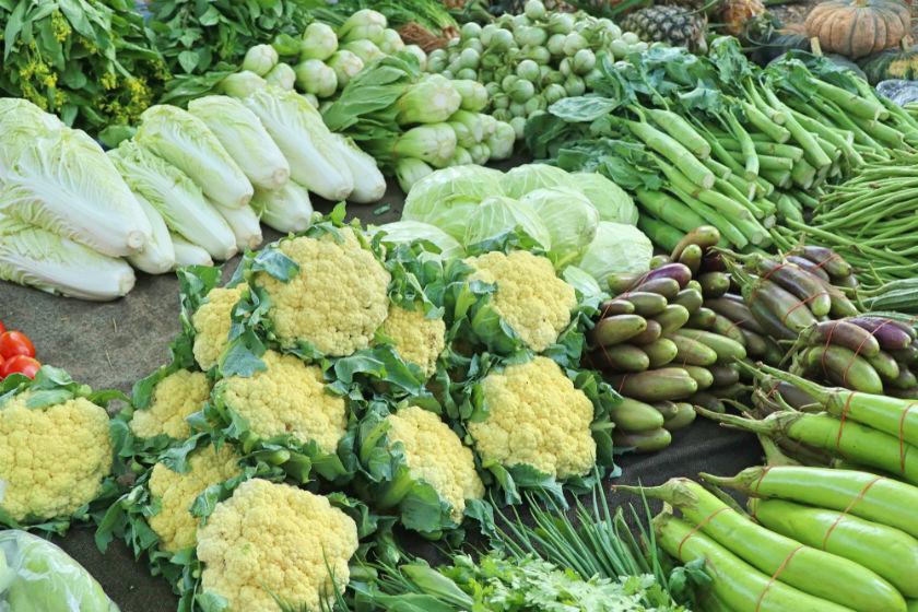 ירקות בלאדי