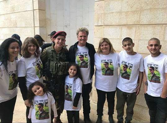 רחל פרחי ומשפחתה