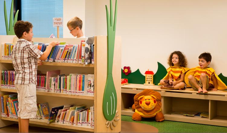 ספריית לטף (אתר רשמי, איה בן עזרי)