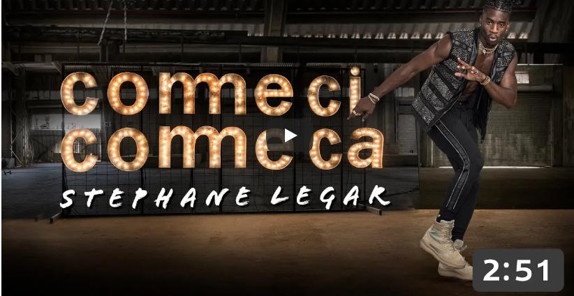סטפן עם קומסי קומסה, נכון זו פרסומת, אבל מקפיצה
