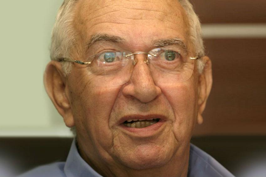 ראש עיריית ראשון לציון לשעבר מאיר ניצן