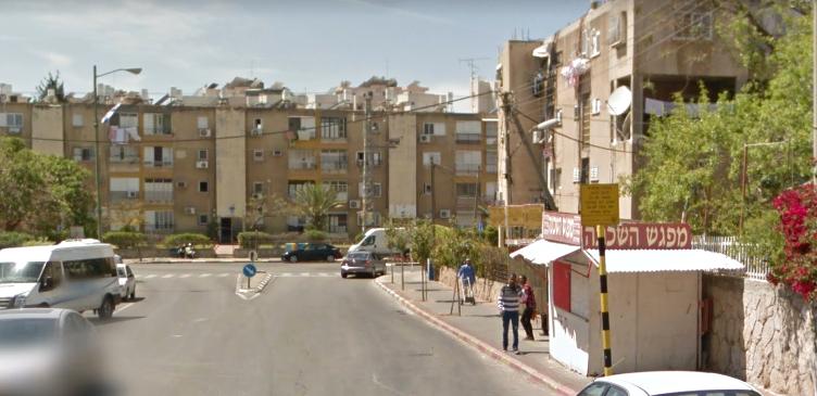 רחוב חנה סנש ברמת אליהו