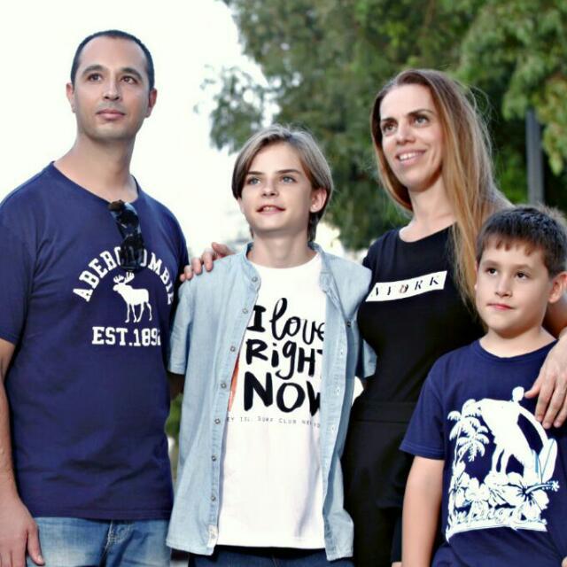 משפחת דרורי, שני הילדים שיאני הספרים