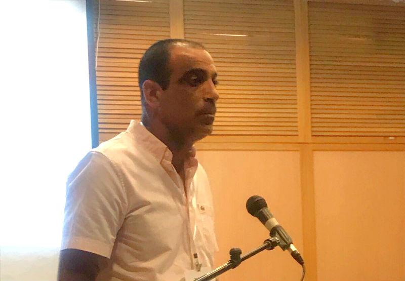 שרון גול, מזכיר סניף תל אביב בארגון המורים