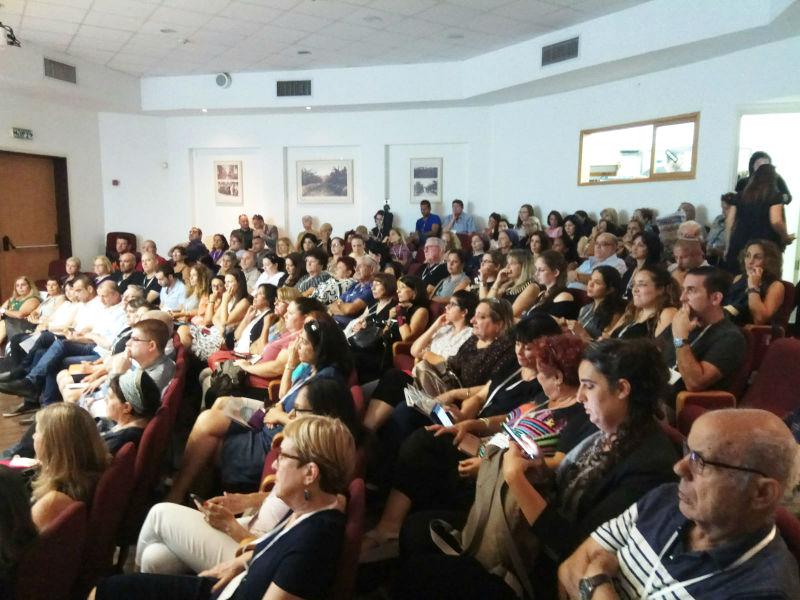 ועידת החינוך של ערי ישראל בראשון לציון