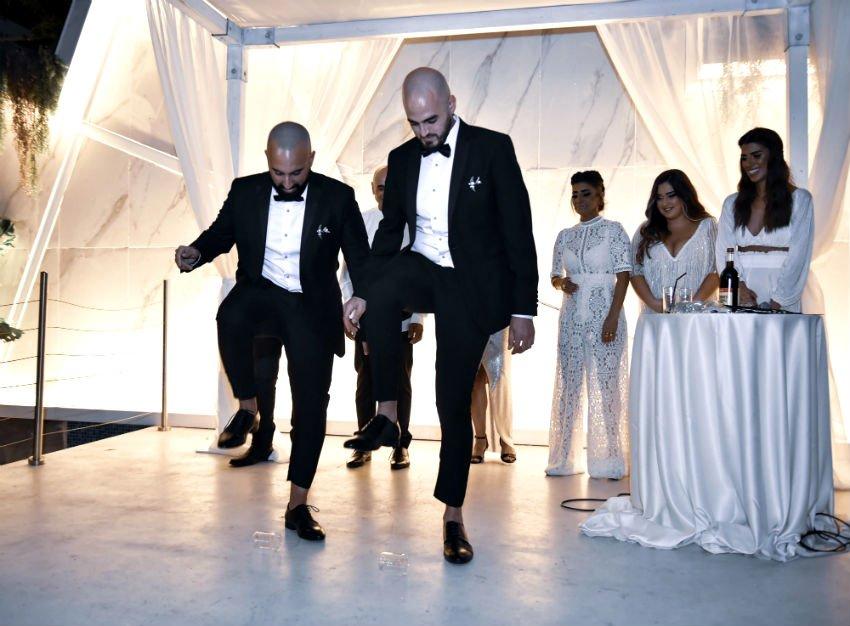 לא ויתרו על המסורת. החתונה הכי גאה השנה
