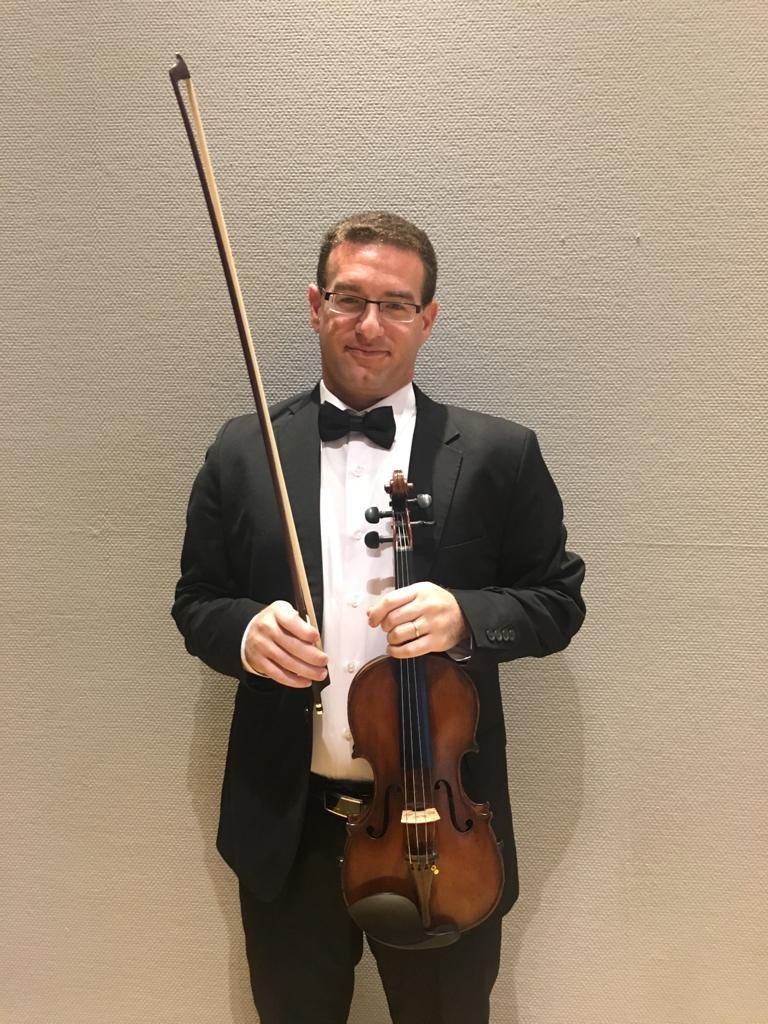 הכינור ששרד את השואה