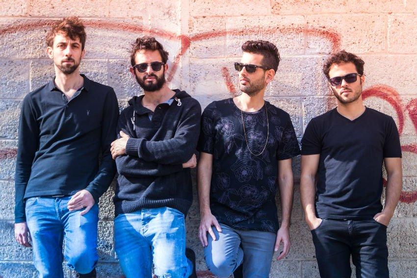 """להקת לואיזה (צילום: יח""""צ)"""
