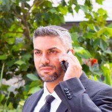 """עו""""ד אמיר ברכה. צילום: ליאת ברכה"""