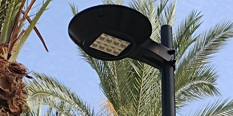 משהו רציני החל פרויקט החלפת תאורת הרחוב: חיסכון של שבעה מיליון שקלים - השקמה VQ-82