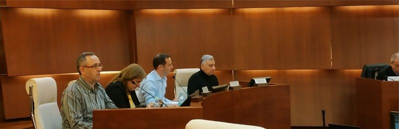 ישיבת מועצת העיר ראשון לציון