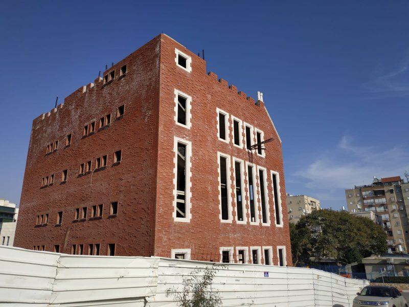 """בית הכנסת חב""""ד שכונת נעורים"""
