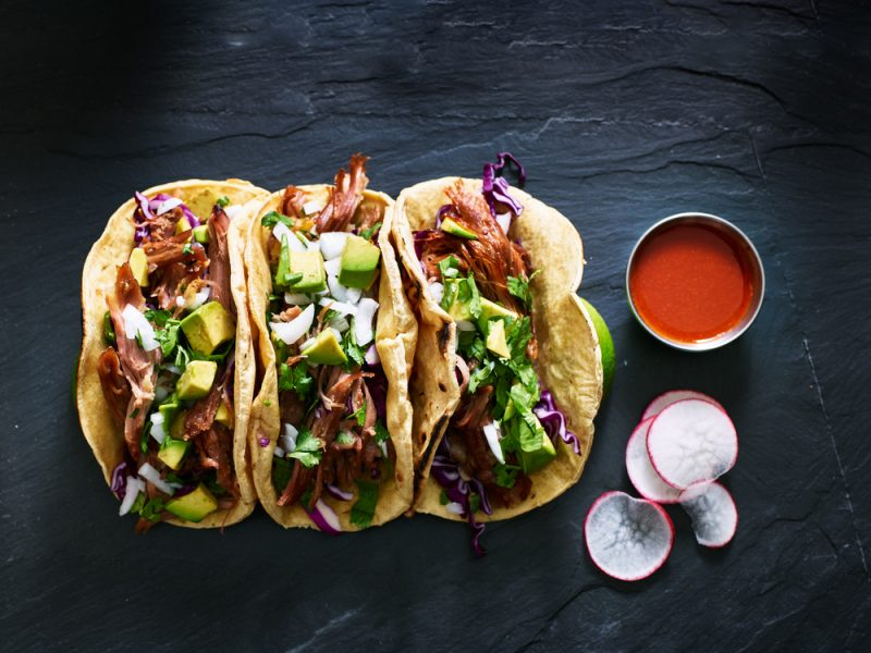 אוכל רחוב בראשון לציון. תמונה ממאגר Shutterstock