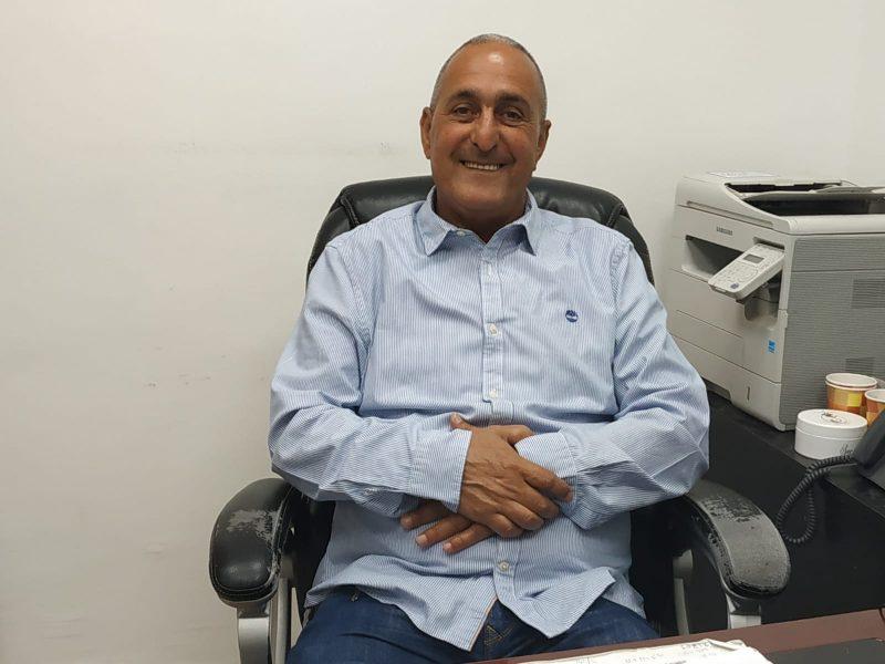 אבינועם חג'בי, מנהל מרכז סיוע ותמיכה למכורים