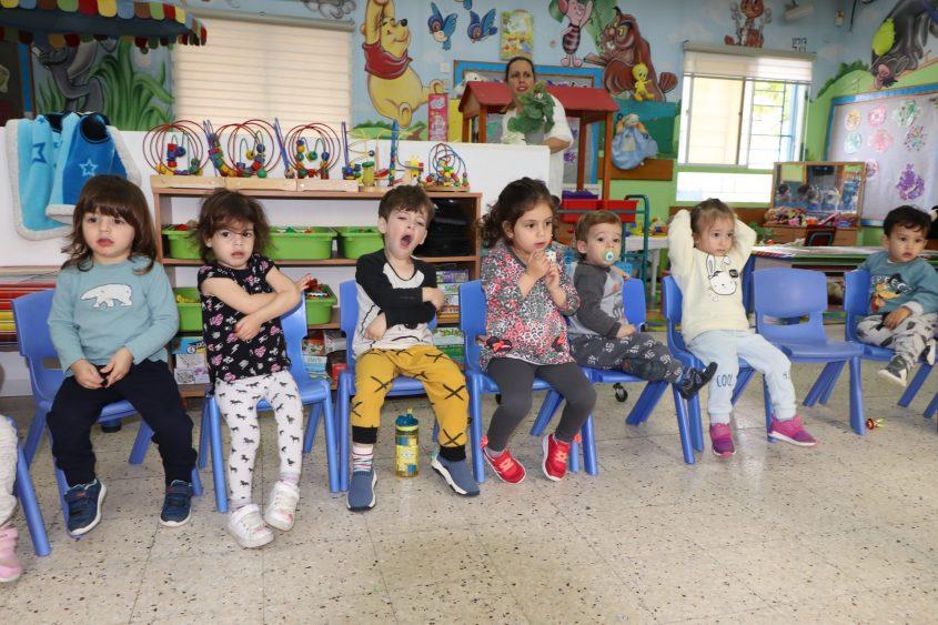 ילדים בגן המדעים בראשון לציון. צילום: ציון בלחסן