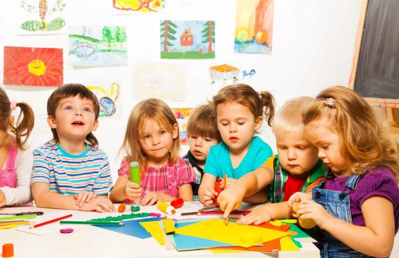 גני ילדים בראשון לציון. תמונה ממאגר Shutterstock