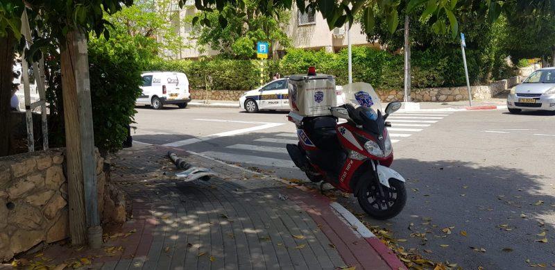 תאונת דרכים. צילום: איחוד הצלה