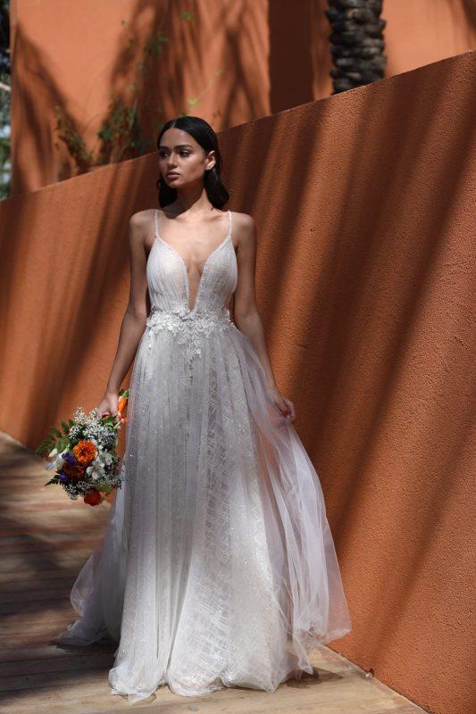 דגש רב על ייחודיות בכל שמלה. צילום: פזית גואטה