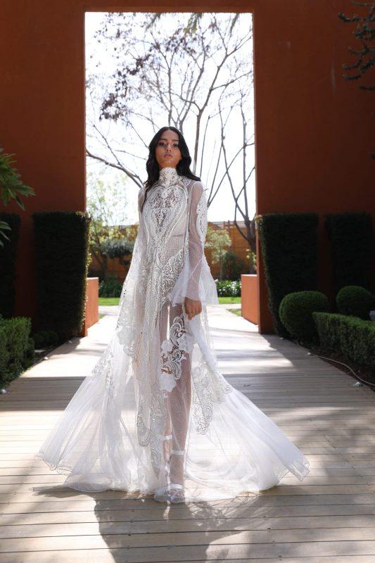 שמלות שיודעות להדגיש את היופי של כל כלה. צילום: פזית גואטה