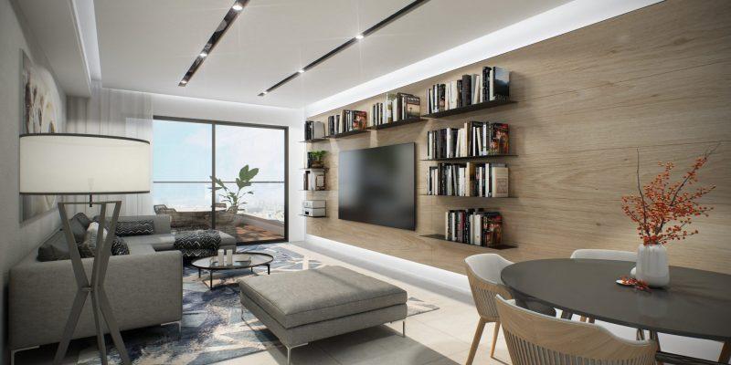 מתאים לכל מי שחפצה נפשו בדירה חדשה ובמחיר אטרקטיבי במיוחד. הדמיה: פרפקט בילדינג