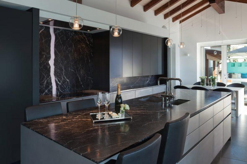 שיש למטבח במרכז: לבשל בכיף (תמונה ממאגר shutterstock, צילום: alexandre zveiger)