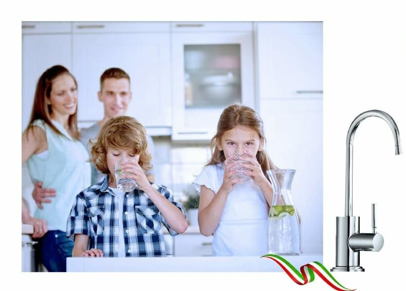 water pure – פתרונות לטיהור, ריכוך וסינון המים (צילום: איזילנד)