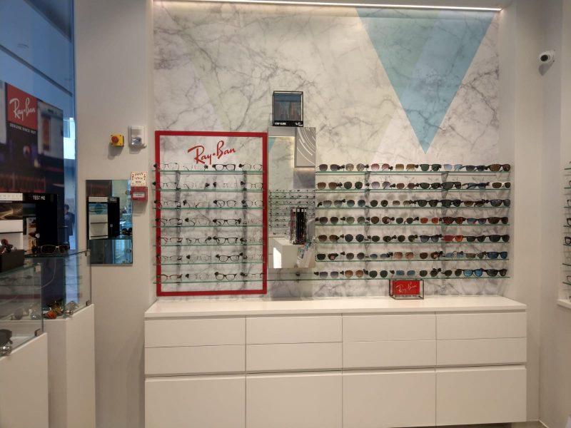בחירה באופטומיטריסט מקצועי תסייע לכם בשיפור הראייה ואיכות החיים (צילום עצמי)