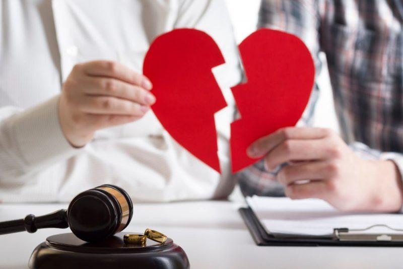 עורך דין לענייני משפחה וגירושין (תמונה ממאגר shutterstock, צילום: Roman Motizov)