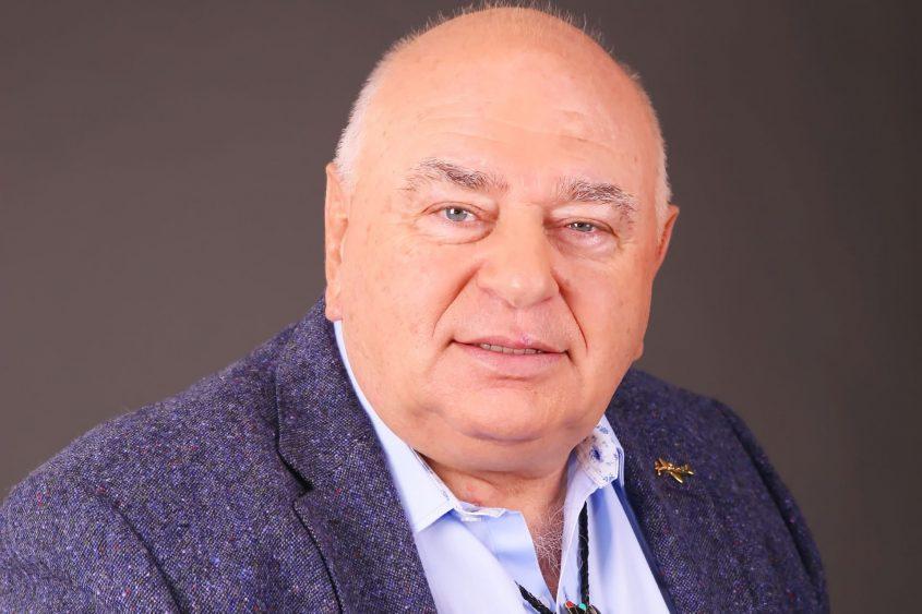 """נשיא חברת ALD ד""""ר זיגמונד בלובנד"""