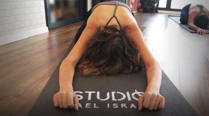 שיעורי יוגה בראשון לציון, סטודיו יעל ישראל צילום רועי ישראל
