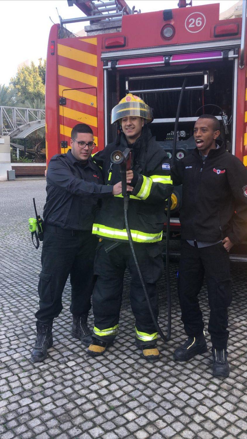 סיירת נוער לשעת חירום