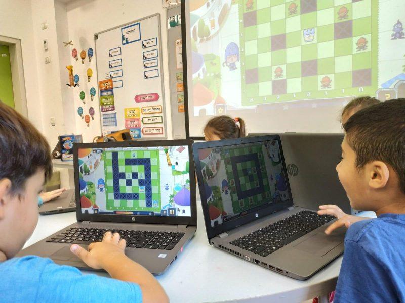 אפליקציית שחמטק ללימוד שחמט בגנים ובבתי הספר