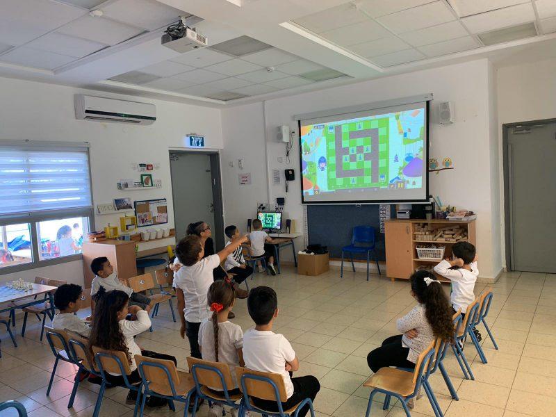 משחקים שחמט בכיתה