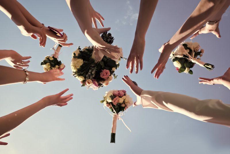 טרנדים וטיפים לזר הכלה המושלם שלך. צילום: miami beach forever, Shutterstock