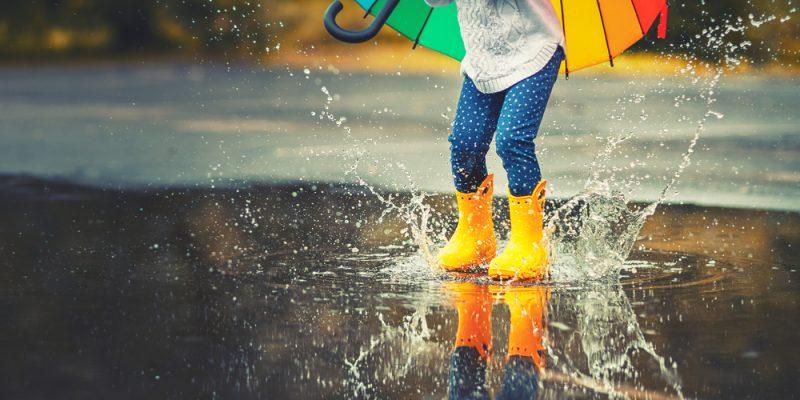 חורף גשמים