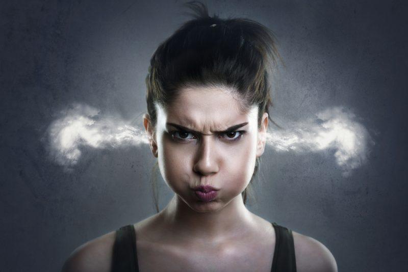 ניהול כעסים: אריאלה מלצר מלמדת כיצד לצאת ממעגל הכעס. צילום:Paulik, Shutterstock
