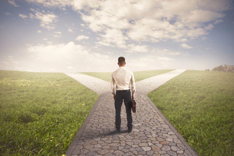 שינוי קריירה: אורי מוזס מראה איך עושים זאת נכון. צילום: alphaspirit, Shutterstock