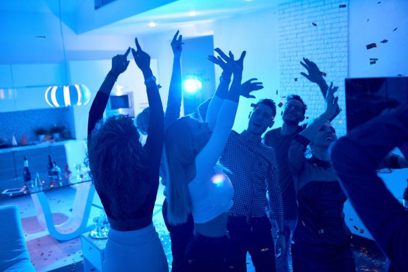 אילוסטרציה מסיבה