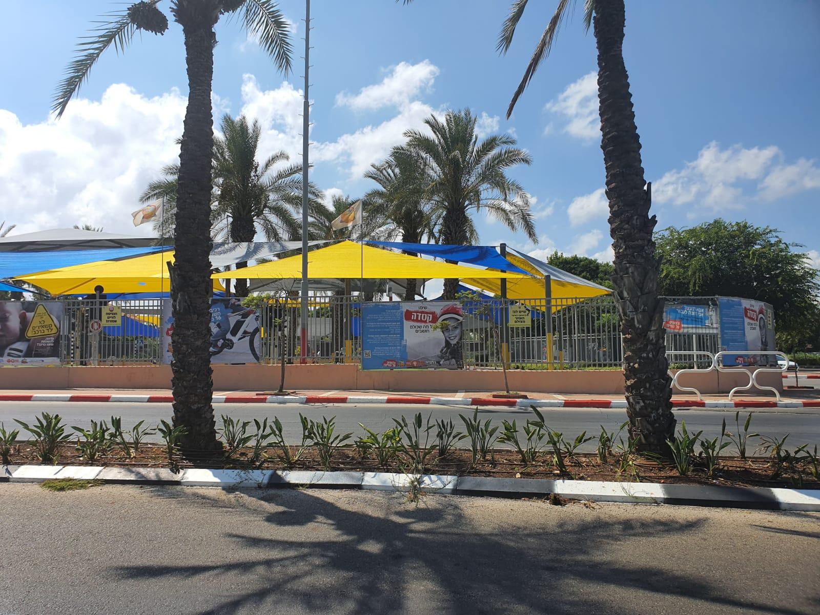 בית הספר לבטיחות בדרכים צילום: עיריית ראשון לציון